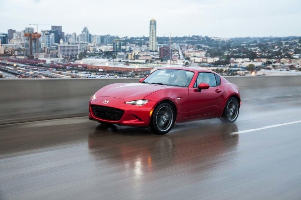 Mazda MX5 2018  Essais actualité galeries photos et