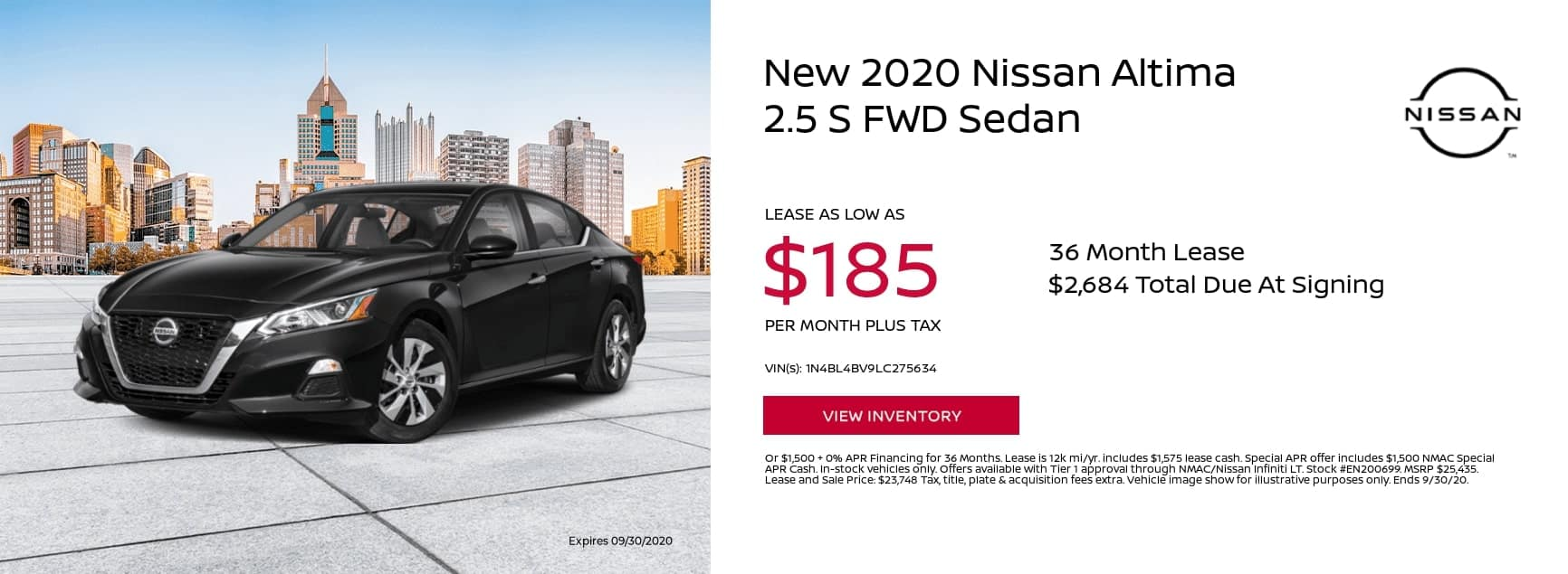 2020-Nissan-Altima-2.5-S-FWD-Sedan-38