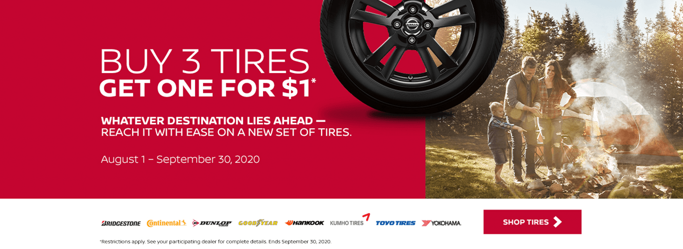 Tire Offers