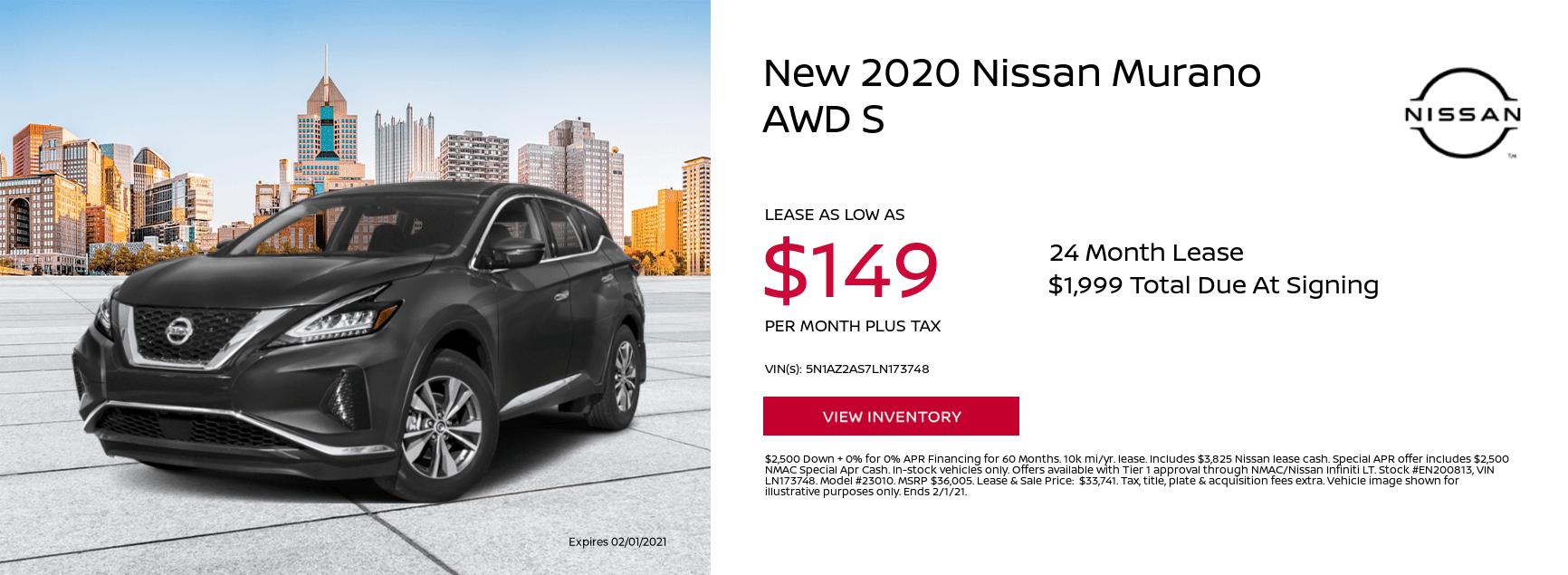 2020-Nissan-Murano-AWD-S-62