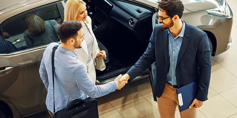 Sell Your Car at Advantage Acura of Naperville