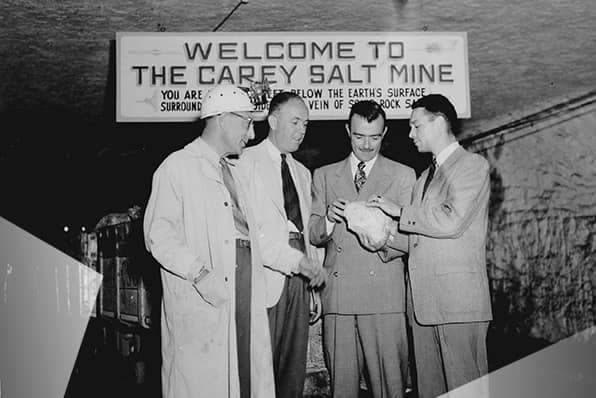 The Carey Salt Mine