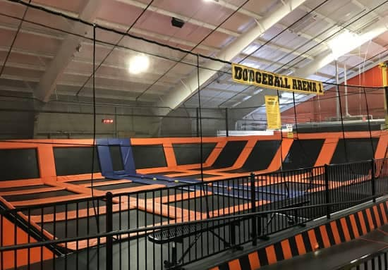 Urban Air Trampoline Park in Wichita KS