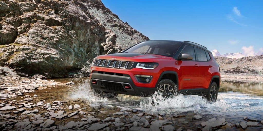2019 Jeep Compass Exterior Trailhawk River