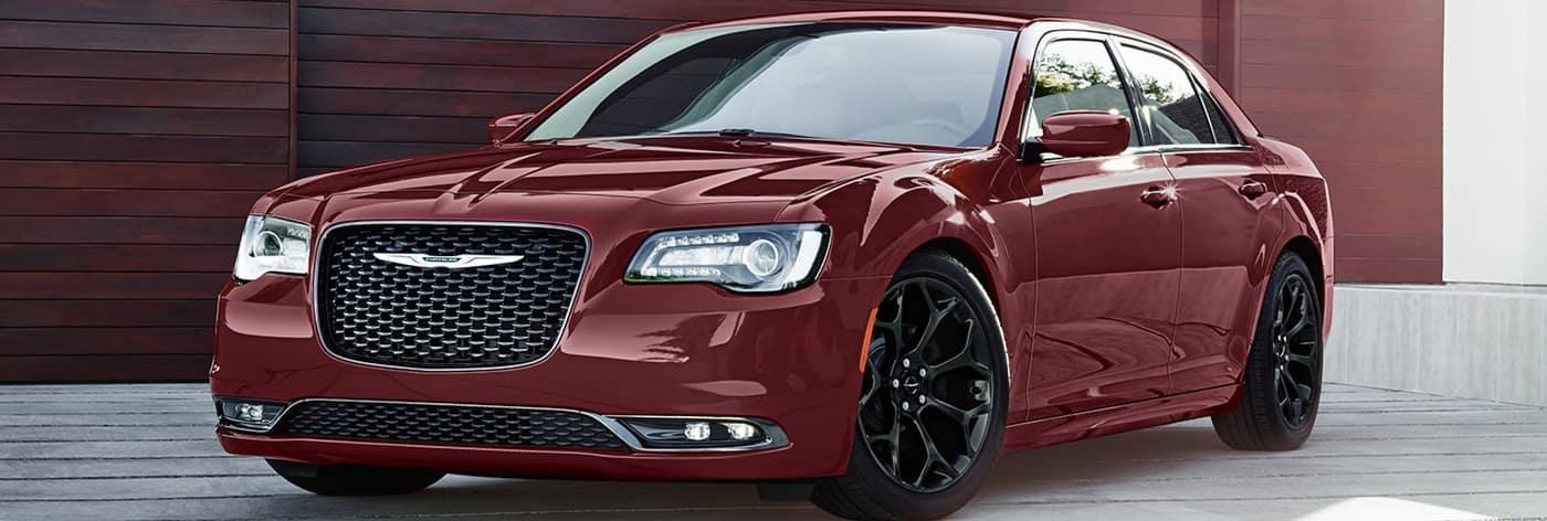 2020 Chrysler 300 Red