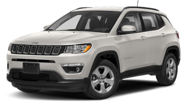 2019 Jeep Compass White
