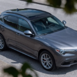 The new Alfa Romeo Stelvio available in West Palm Beach.