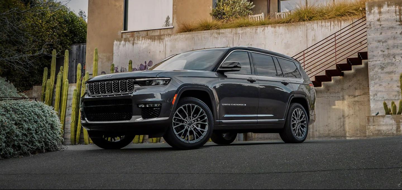 2021 Jeep Grand Cherokee L in Ft. Pierce