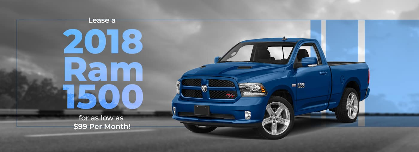 $99 Ram 1500 lease special