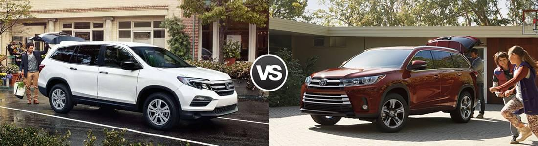 Toyota model l vs le autos post for Infiniti qx60 vs honda pilot