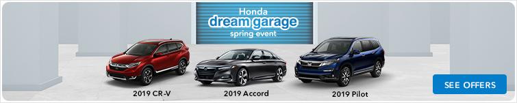 Honda Dream Garage mini 2