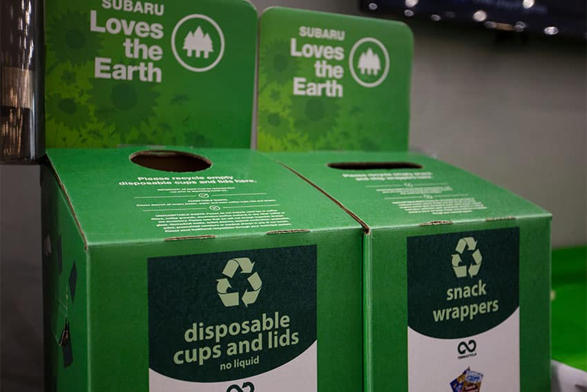 Terracycle Bins