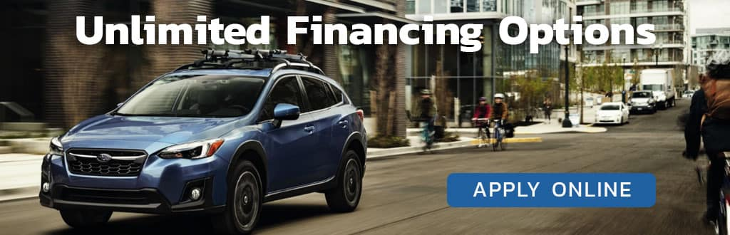 Apply for Subaru Financing