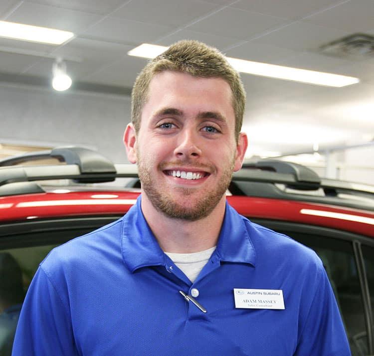 Adam Massey Austin Subaru Design Specialist