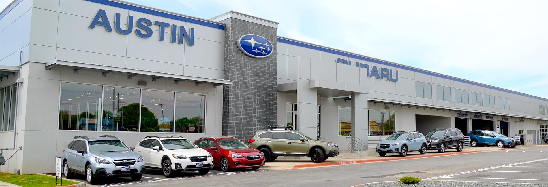 About Austin Subaru