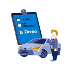Driveo - sell your car