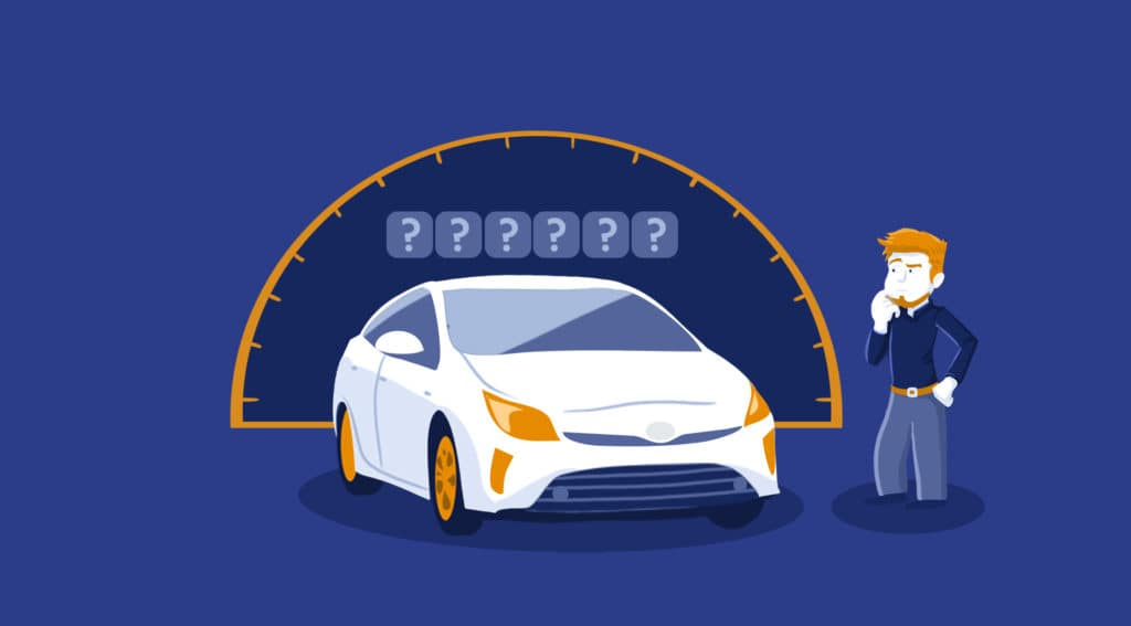 how many miles are too many when shopping used cars