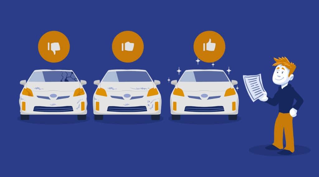 Used Car Evaluation Checklist