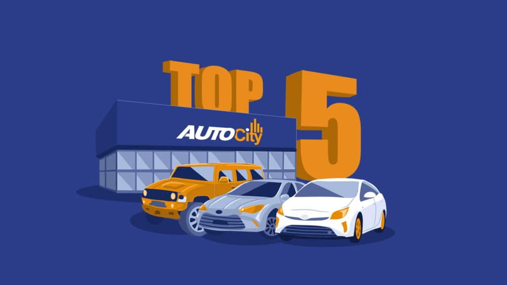Auto City San Diego 5 Reasons