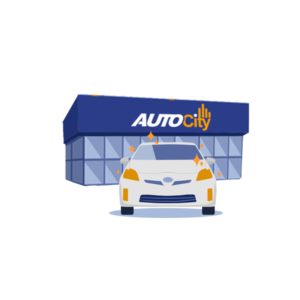 used car reconditioning at Auto City