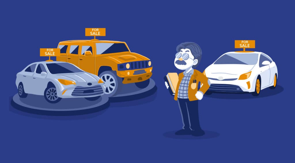 educated car shopper