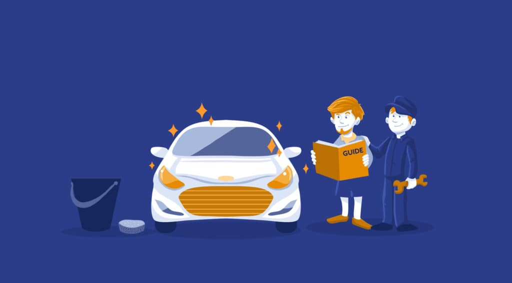 how to maintain your car guide