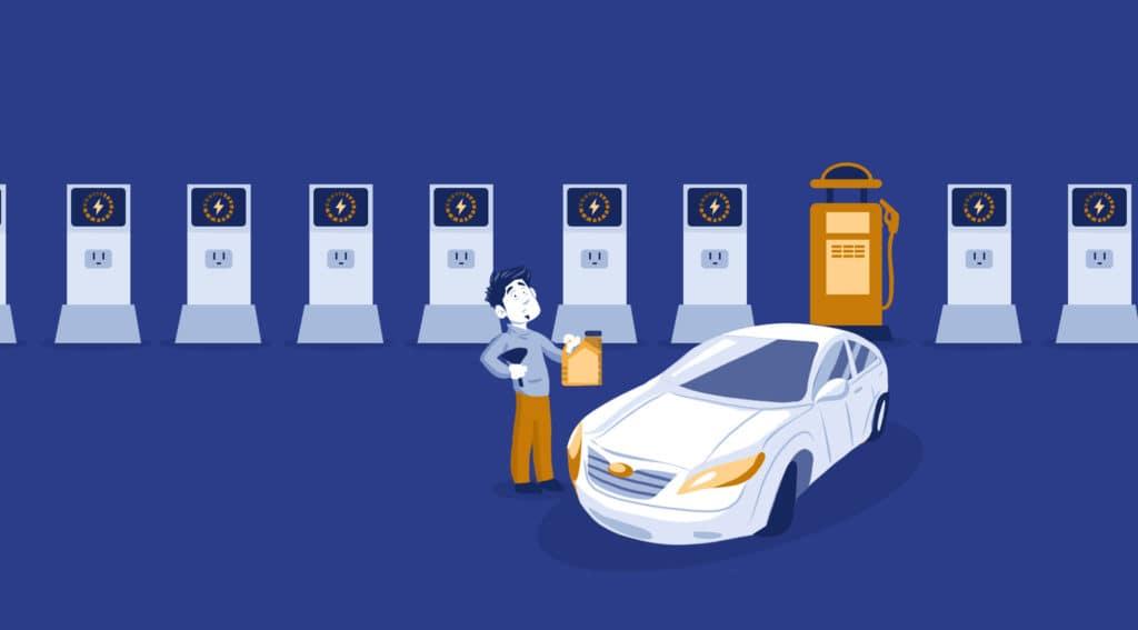 obsolete gasoline cars