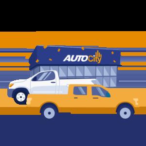 Auto City sells used trucks