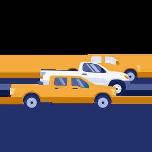 rental fleet used trucks