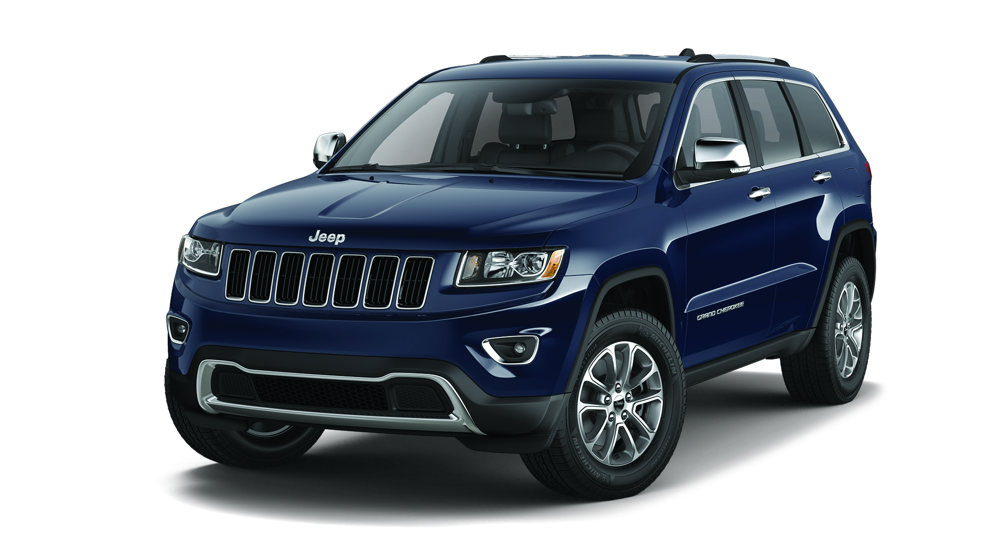 Jeep Grand Cherokee Limited on Dodge Ram 2500 Patriot