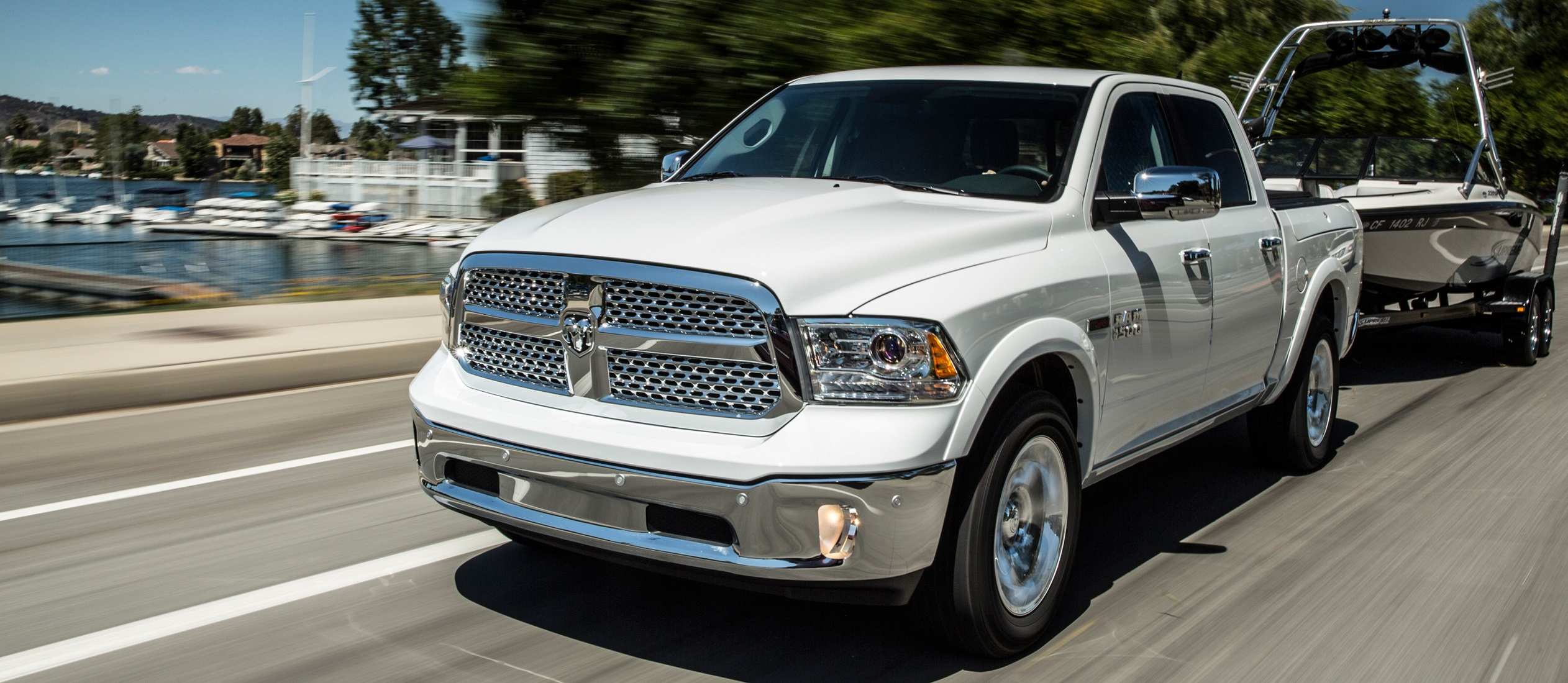 Ram 1500 Towing Capacity >> Ram 1500 And Towing Capacity Differences Aventura Chrysler