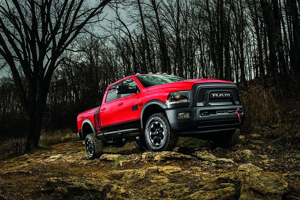 Aventura Dodge Ram Power Wagon