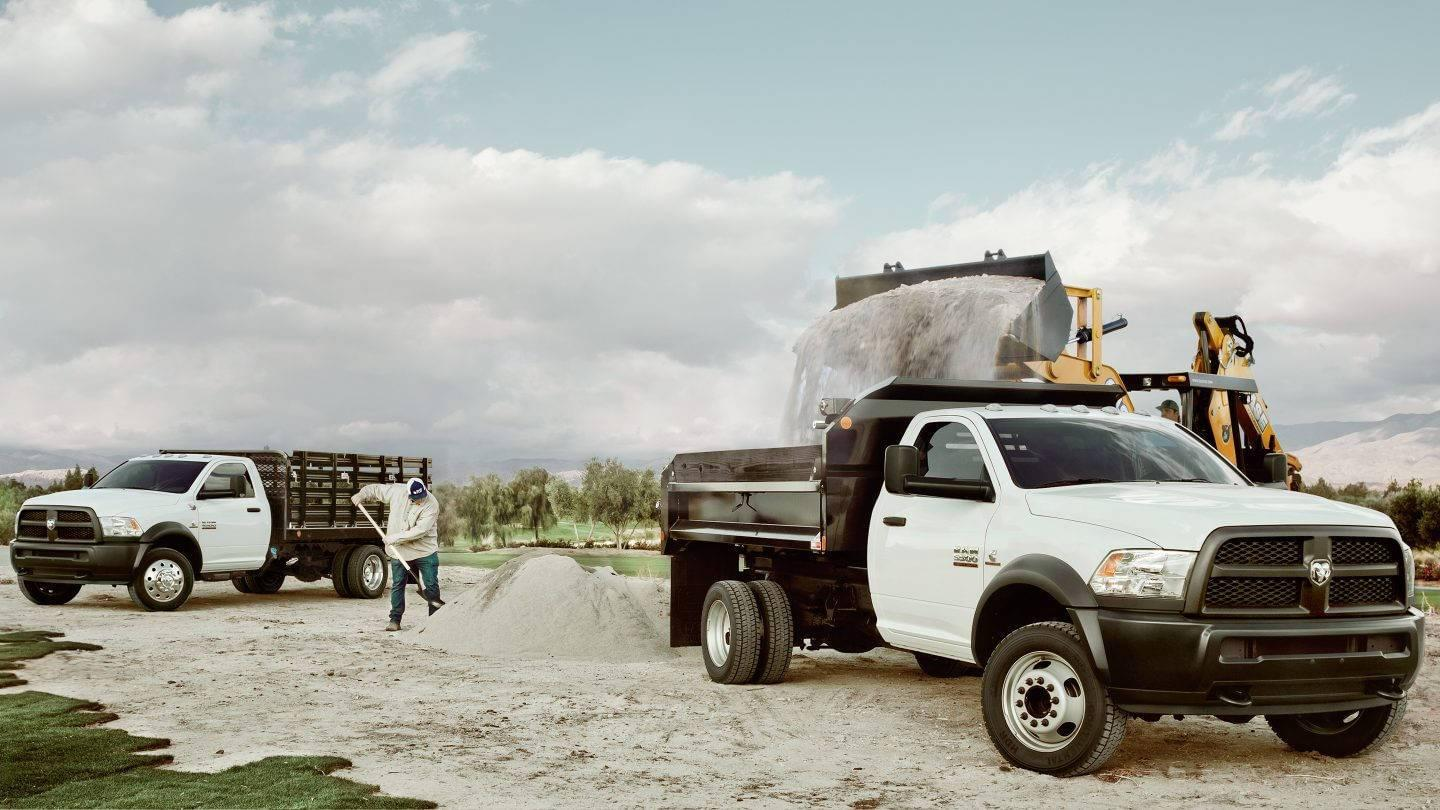 Aventura 2017 Ram Chassis Cab Highlights