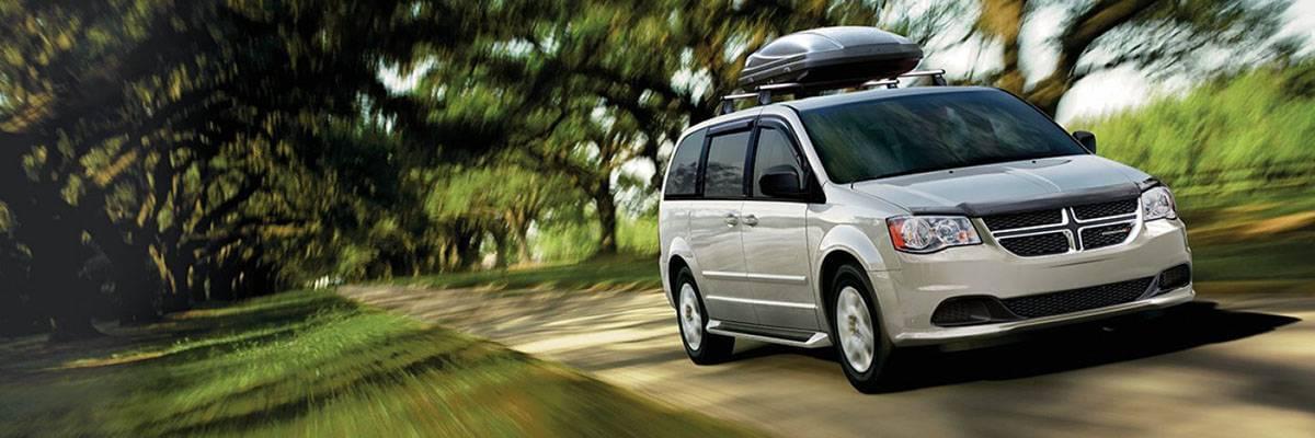 Aventura 2017 Dodge Grand Caravan Performance