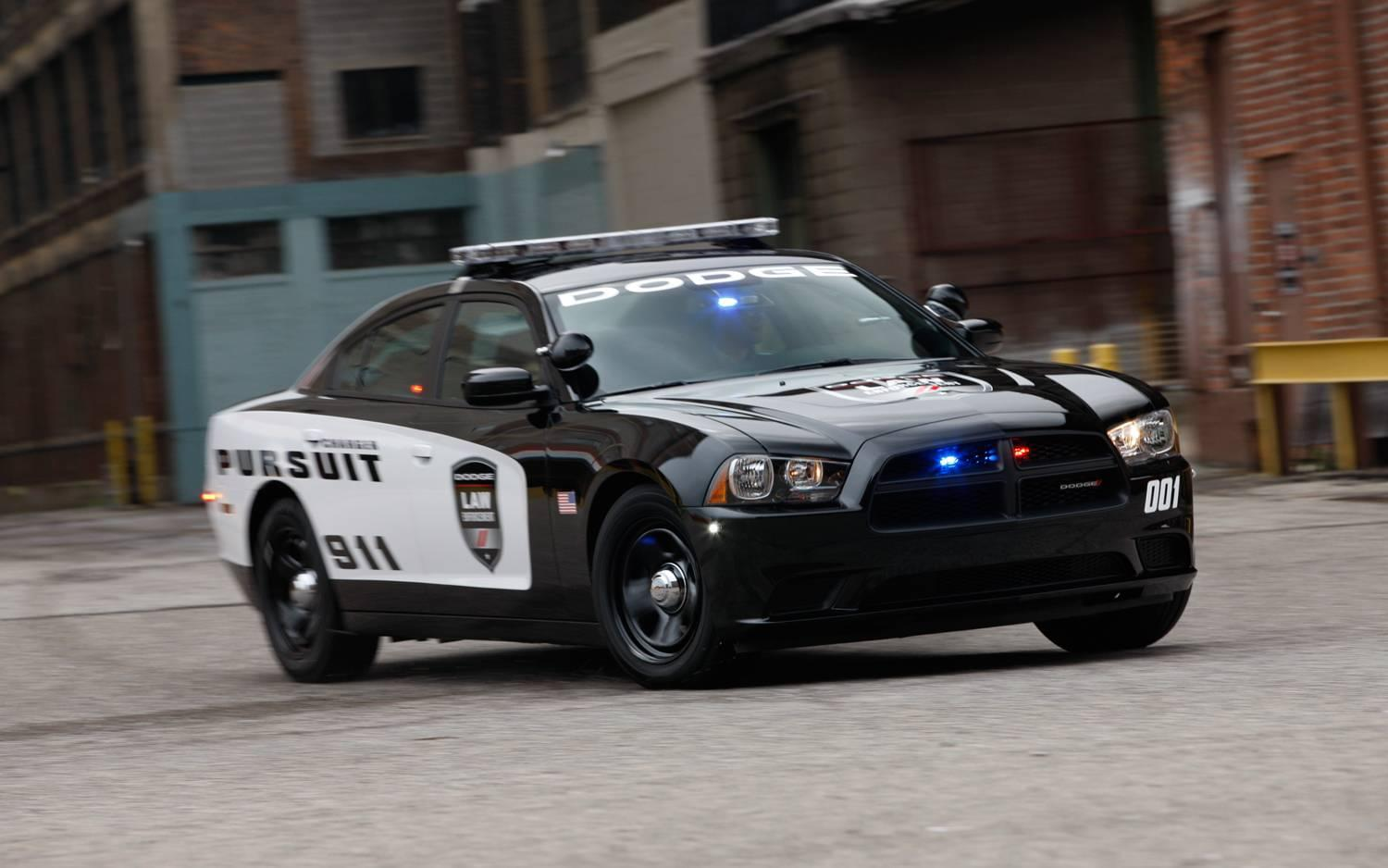 Dodge Charger Pursuit >> Dodge Charger Pursuit S New Package To Protect Law