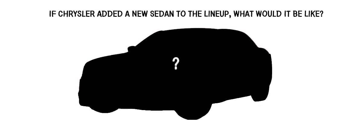 Aventura New Chrysler Sedan Concept