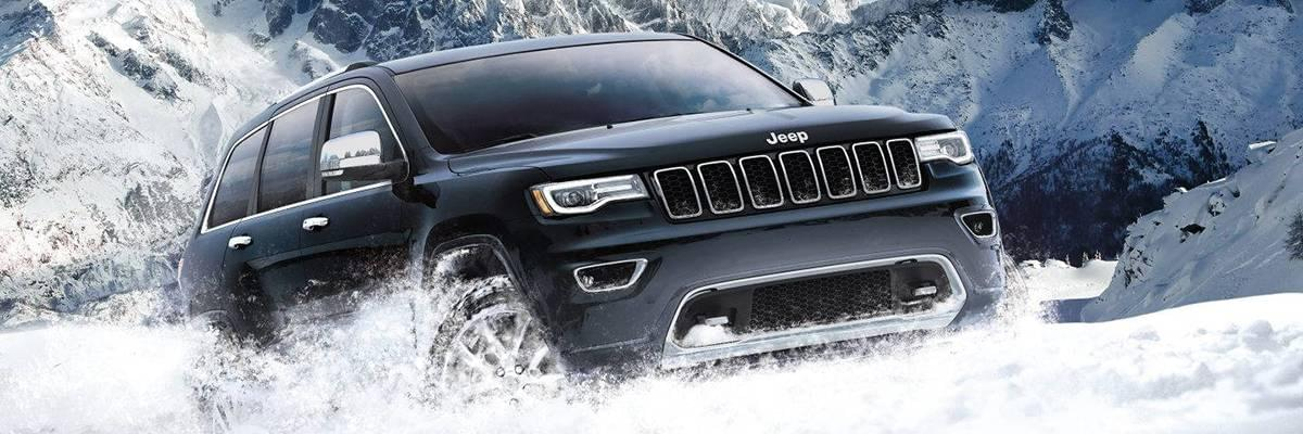 Aventura 2017 Jeep Grand Cherokee Performance