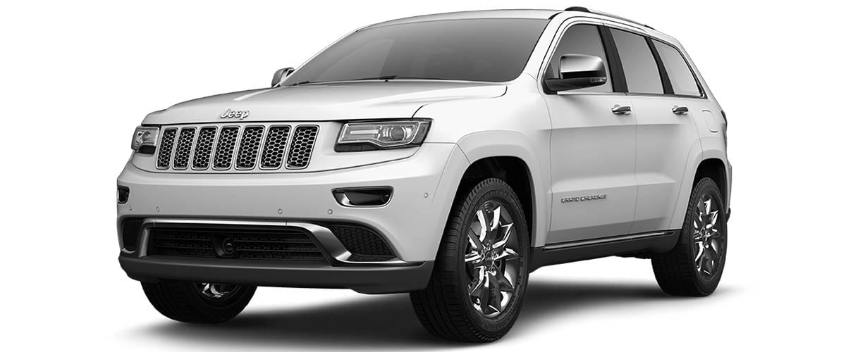 Aventura 2017 Jeep Grand Cherokee Stock