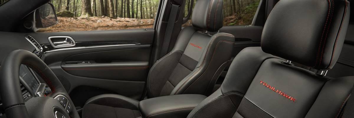 Aventura 2017 Jeep Grand Cherokee Style