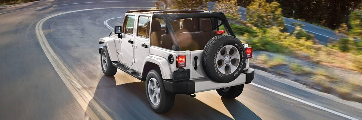 Aventura 2017 Jeep Wrangler Unlimited Style