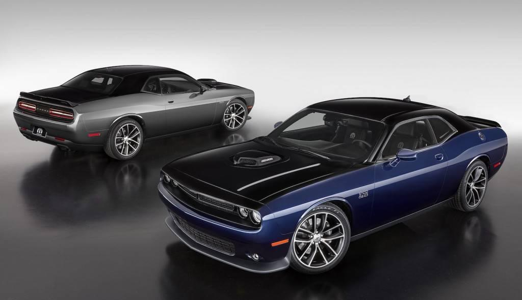 Aventura Mopar '17 Dodge Challenger - Both Models