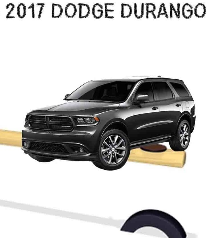 2017 SUV Comparison: Dodge Durango and Ford Explorer