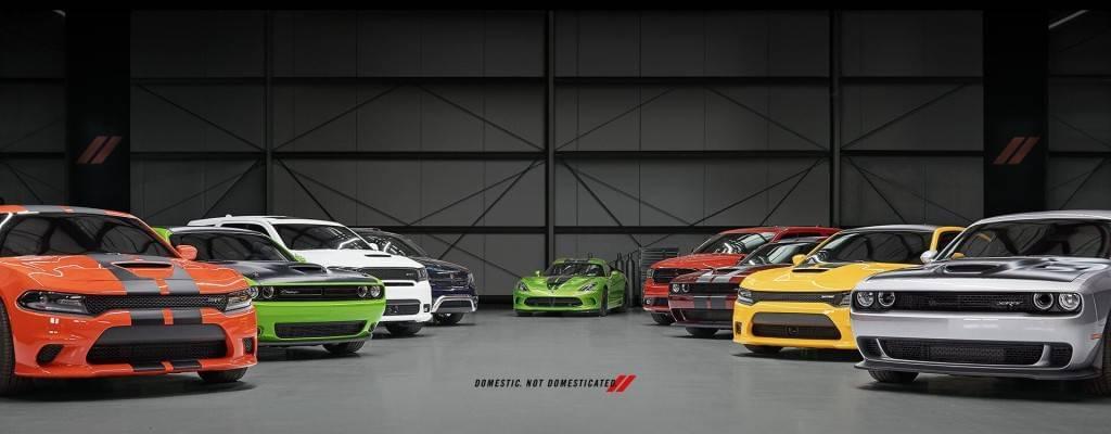 Aventura Dodge SRT Challenger Models
