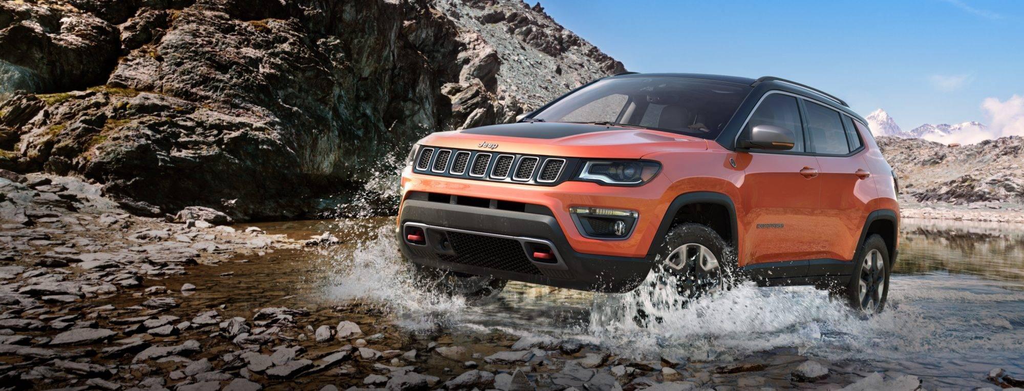 Aventura Jeep Compass Technology Standards