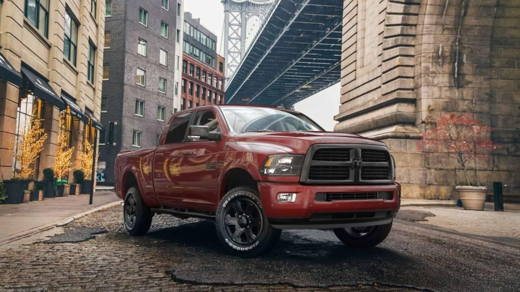 Aventura Special Edition 2017 Ram 2500 Night