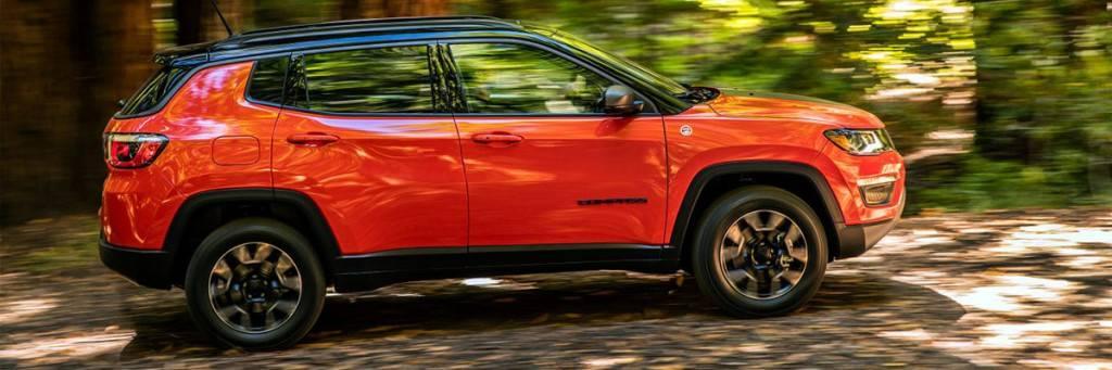 Aventura 2017 Jeep Compass Power