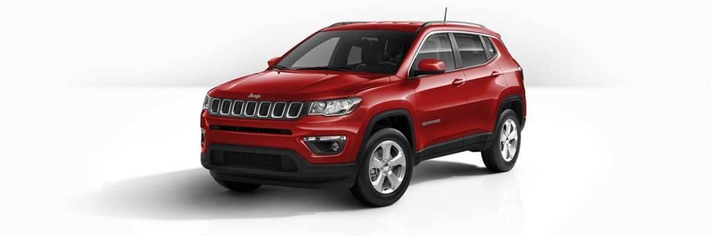 Aventura 2017 Jeep Compass Stock