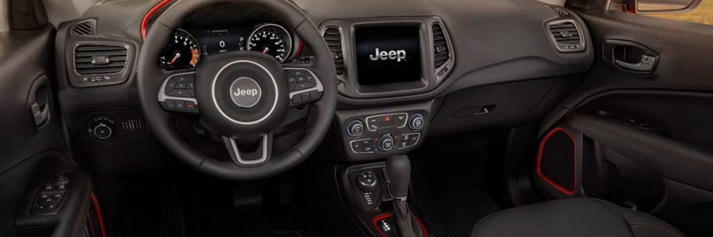 Aventura 2017 Jeep Compass Tech