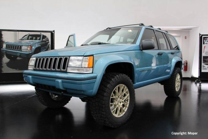 Aventura Easter Jeep Grand One Concept
