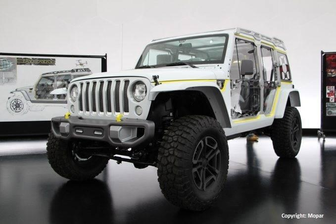 Aventura Easter Jeep Safari Concept